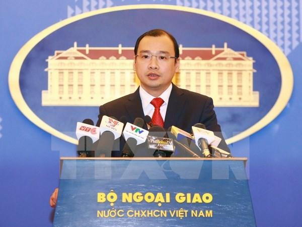 Vietnam rechaza violaciones de Taiwan (China) a su soberania sobre Mar del Este hinh anh 1