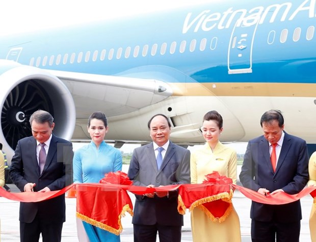 Inaugura premier aeropuerto internacional Cat Bi en Hai Phong hinh anh 1