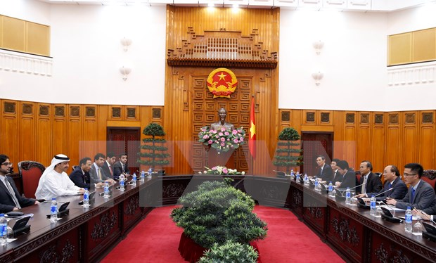 Vietnam y EAU aspiran 10 mil millones USD de comercio antes de 2020 hinh anh 1