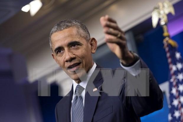 Visita de Barack Obama a Vietnam acapara gran atencion de publico de EE.UU. hinh anh 1