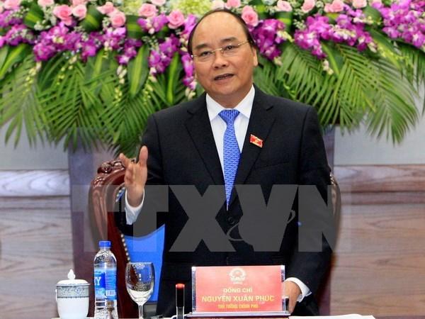 Primer ministro de Vietnam iniciara manana visita oficial a Rusia hinh anh 1