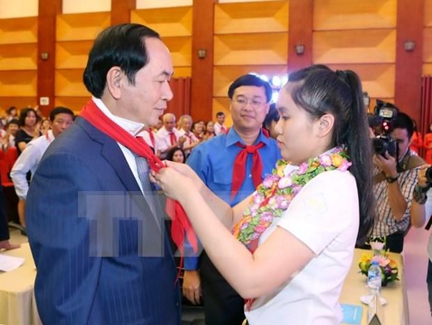 Vietnam presta atencion especial para el desarrollo infantil hinh anh 1