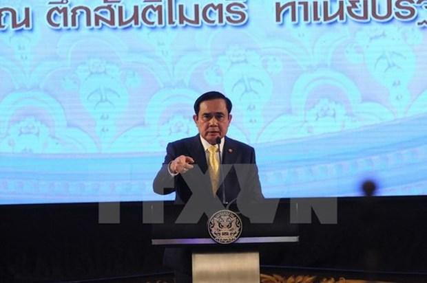 Primer ministro de Tailandia iniciara manana su visita a Rusia hinh anh 1