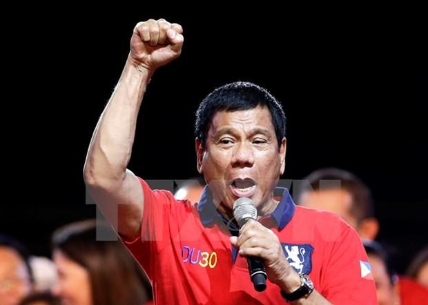 Presidente electo de Filipinas proyecta restaurar pena de muerte hinh anh 1