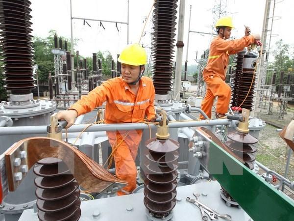 Sistema electrico de Vietnam en plena capacidad pese a sequia hinh anh 1