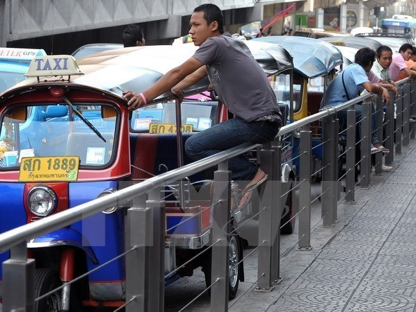 Economia tailandesa se recobra con crecimiento de 3,2 por ciento hinh anh 1