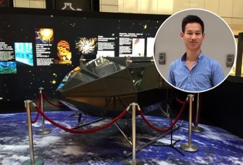 Vietnam lanza exitosamente a orbita su astronave por primera vez hinh anh 1