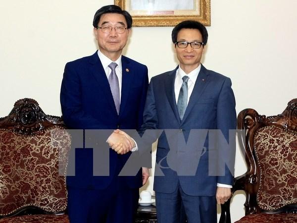 Acuerdo en campo laboral ayuda a impulsar relaciones Vietnam- Sudcorea hinh anh 1