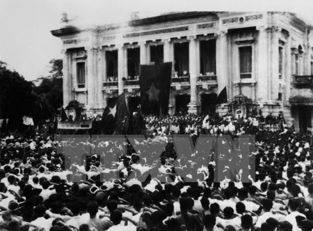 Inauguran exhibicion sobre Movimiento de Liberacion Nacional Viet Minh hinh anh 1