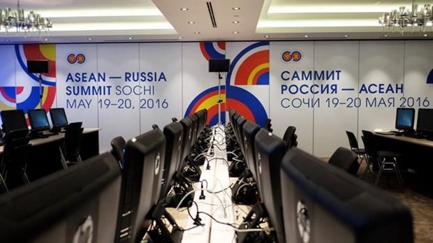 Cumbre de Sochi, nuevo avance en los lazos ASEAN- Rusia hinh anh 1