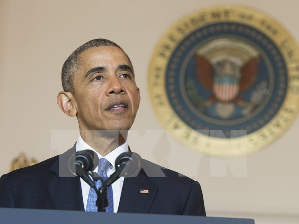 Visita de Obama a Vietnam: muestra de cambio de foco de EE.UU. hacia Asia- Pacifico hinh anh 1