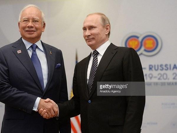 Putin debatira con lideres de ASEAN sobre el fortalecimiento de relaciones hinh anh 1