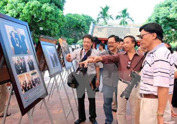 Efectuan intercambio cultural Vietnam-Estados Unidos hinh anh 1