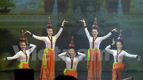 Ministros de cultura de ASEAN y Rusia celebran la primera reunion hinh anh 1