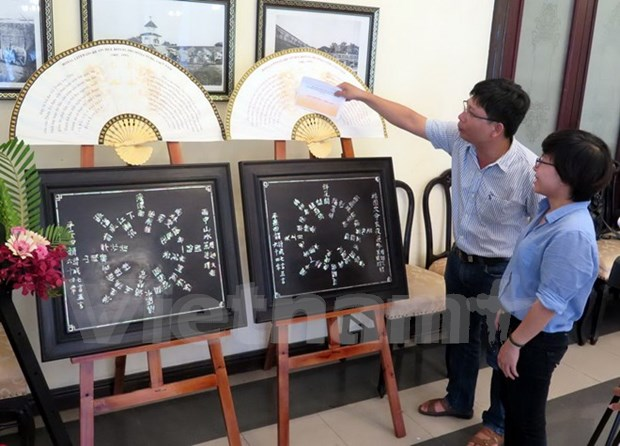 Heredades vietnamitas reconocidas patrimonios documentales de Asia-Pacifico hinh anh 1