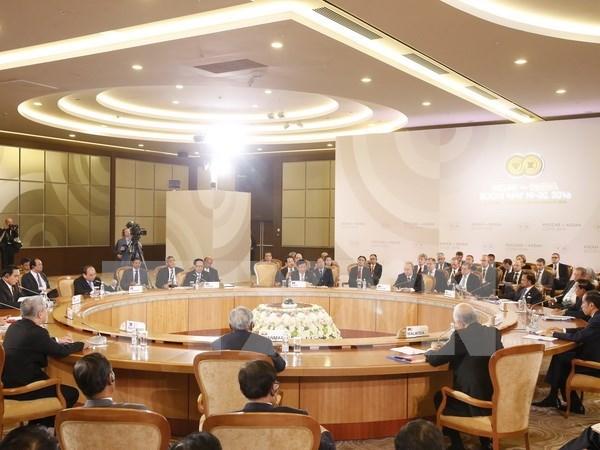 ASEAN y Rusia adoptan Declaracion de Sochi hinh anh 1