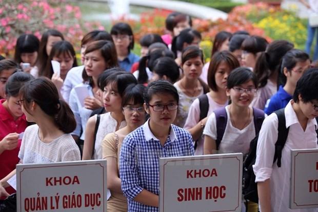 Elecciones generales: Estudiantes se incorporan a gran fiesta de pueblo hinh anh 3