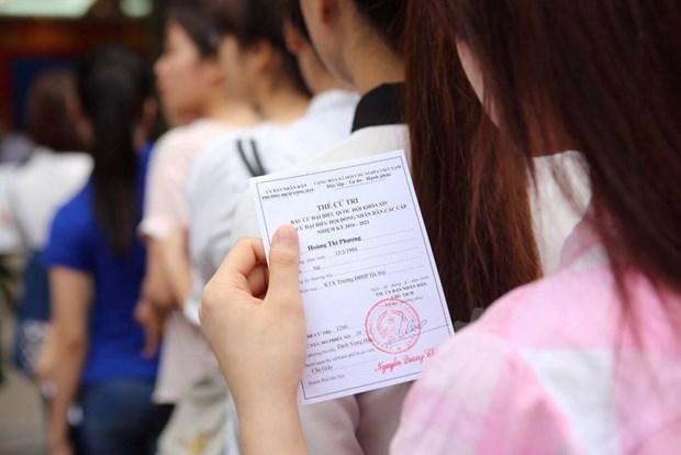 Elecciones generales: Estudiantes se incorporan a gran fiesta de pueblo hinh anh 4