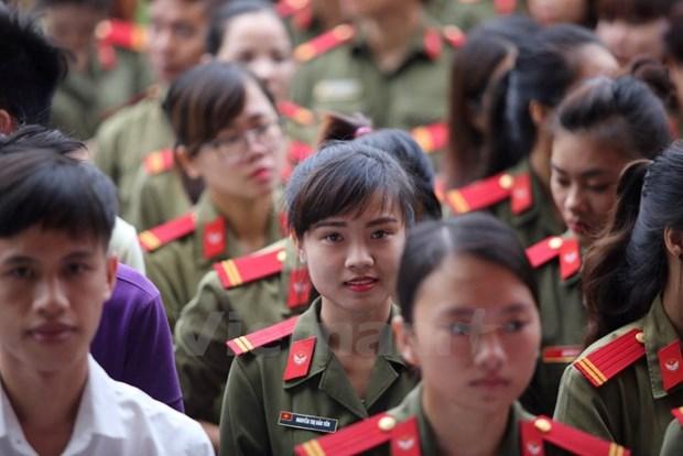 Elecciones generales: Estudiantes se incorporan a gran fiesta de pueblo hinh anh 5