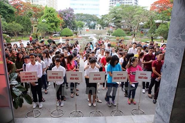 Elecciones generales: Estudiantes se incorporan a gran fiesta de pueblo hinh anh 7