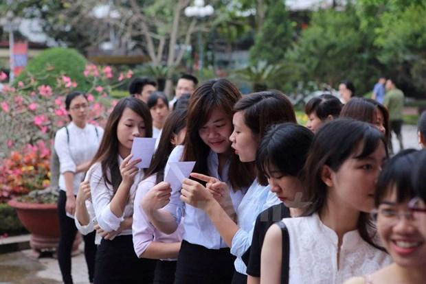 Elecciones generales: Estudiantes se incorporan a gran fiesta de pueblo hinh anh 8