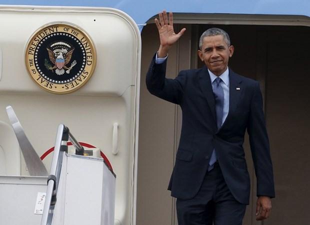 Prensa de EE.UU. reacciona positivamente sobre visita de Obama a Vietnam hinh anh 1