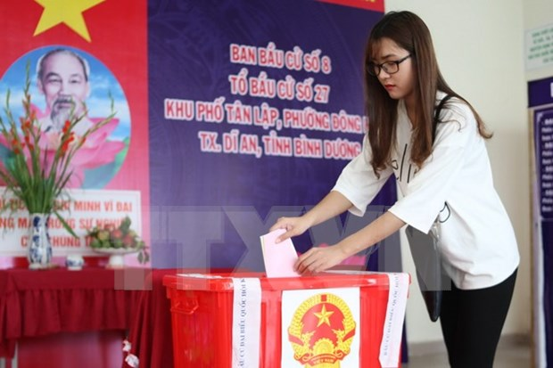 Actualizado: Mas de 51 millones de electores votaron hinh anh 1