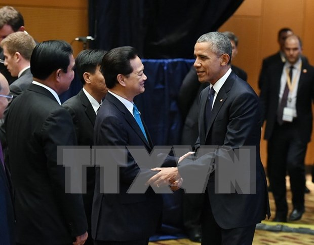 Nuevo avance en relaciones Vietnam – EE.UU. hinh anh 3