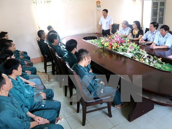 Vietnam garantiza derechos ciudadanos de los arrestados temporales hinh anh 1