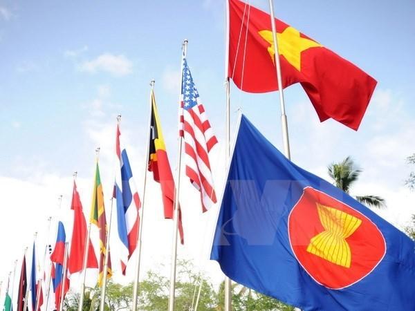 Participa Vietnam en conferencia de ministros de Defensa de ASEAN hinh anh 1