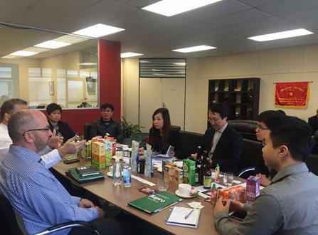 Fomentan cooperacion sustancial entre empresas vietnamitas y neozelandesas hinh anh 1