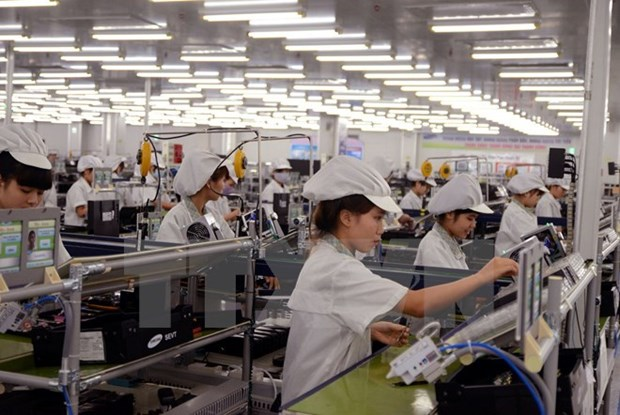 Vietnam: Rapido crecimiento de exportacion de telefonos moviles hinh anh 1