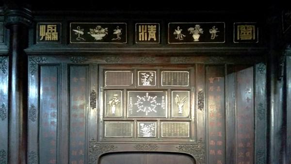 Poemas en construcciones reales de Hue, mixtura de literatura,arquitectura y pintura hinh anh 3