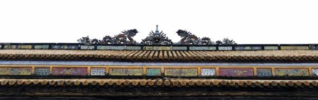 Poemas en construcciones reales de Hue, mixtura de literatura,arquitectura y pintura hinh anh 1