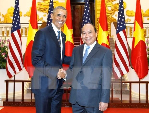 Priorizan Vietnam y EE.UU. cooperacion para el desarrollo hinh anh 1