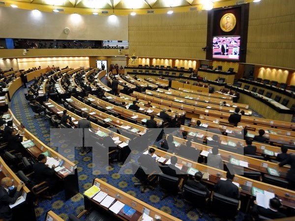 Asamblea Nacional de Tailandia aprueba nueva ley de energia nuclear hinh anh 1