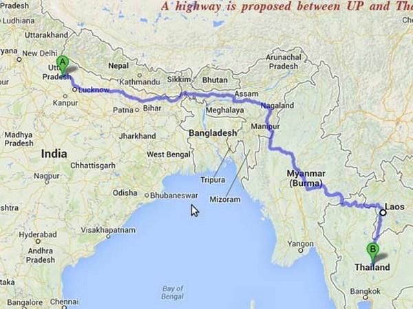 Construyen autopista entre India y paises de sudesteasiatico hinh anh 1