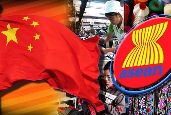 Relaciones ASEAN- China en avance sin cesar hinh anh 1