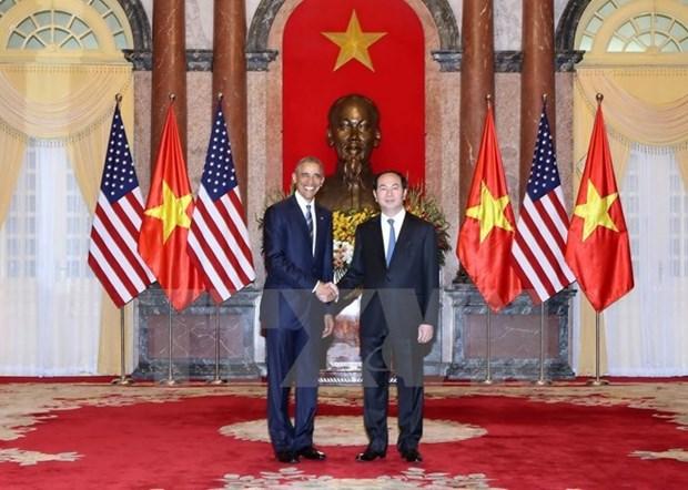 Prensa mexicana resalta visita a Vietnam de Barack Obama hinh anh 1