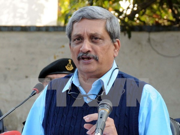 Ministro indio de Defensa visitara Vietnam hinh anh 1