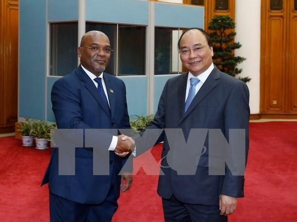 Fomentan Vietnam y Mozambique cooperacion en transporte y comunicacion hinh anh 1