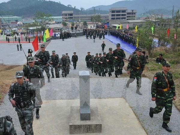 Destacan fluido despliegue de documentos sobre frontera Vietnam-China hinh anh 1