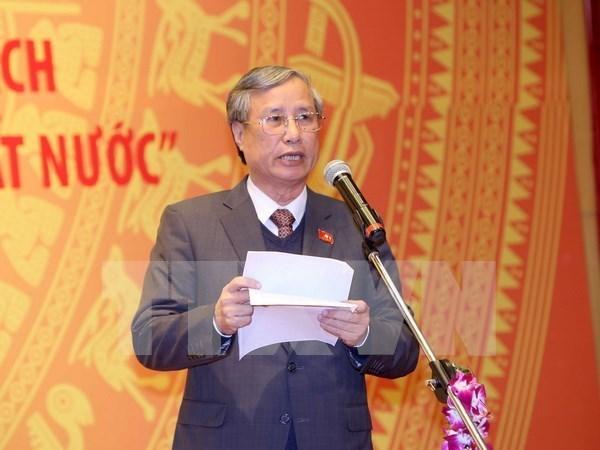 Delegacion del Partido Comunista de Vietnam visita Laos hinh anh 1