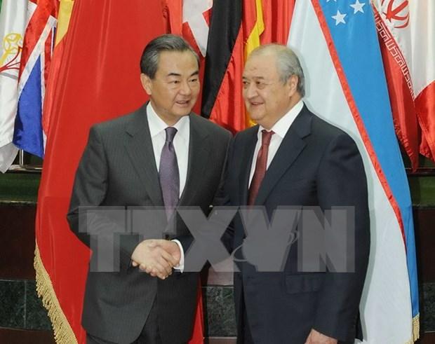 Organizacion de Shanghai respalda paz y estabilidad en el Mar del Este hinh anh 1