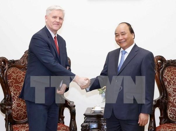 Vietnam decidido a realizar con exito reformas economicas, dice premier hinh anh 1