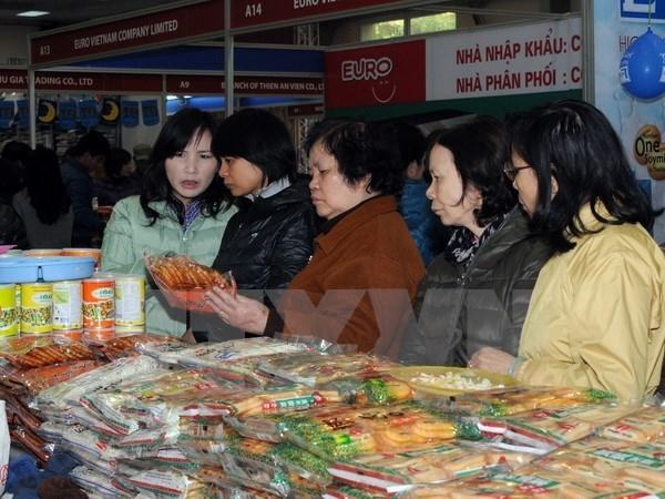 En Hanoi Feria de productos tailandeses 2016 hinh anh 1