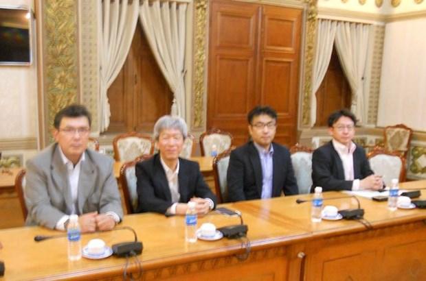Ciudad Ho Chi Minh estudia cooperacion con Japon en tratamiento de residuos hinh anh 1