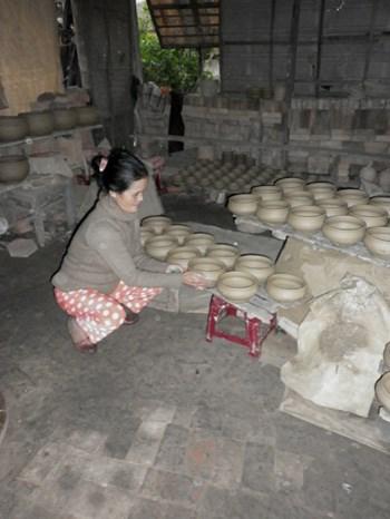 Un vistazo sobre la aldea de oficio tradicional preferida de Vietnam hinh anh 1