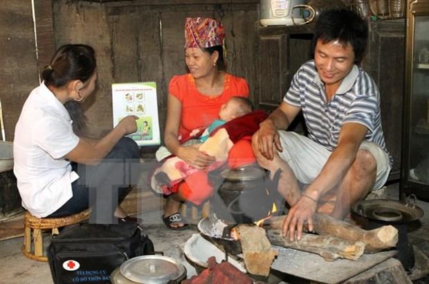 Vietnam pide apoyo de la OMS en cumplimiento de objetivos del desarrollo hinh anh 1
