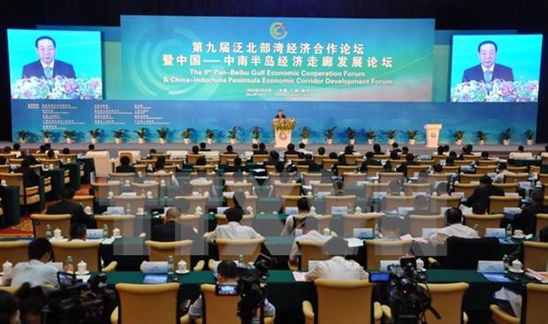 Reitera Vietnam disposicion de impulsar nexos ASEAN- China hinh anh 1